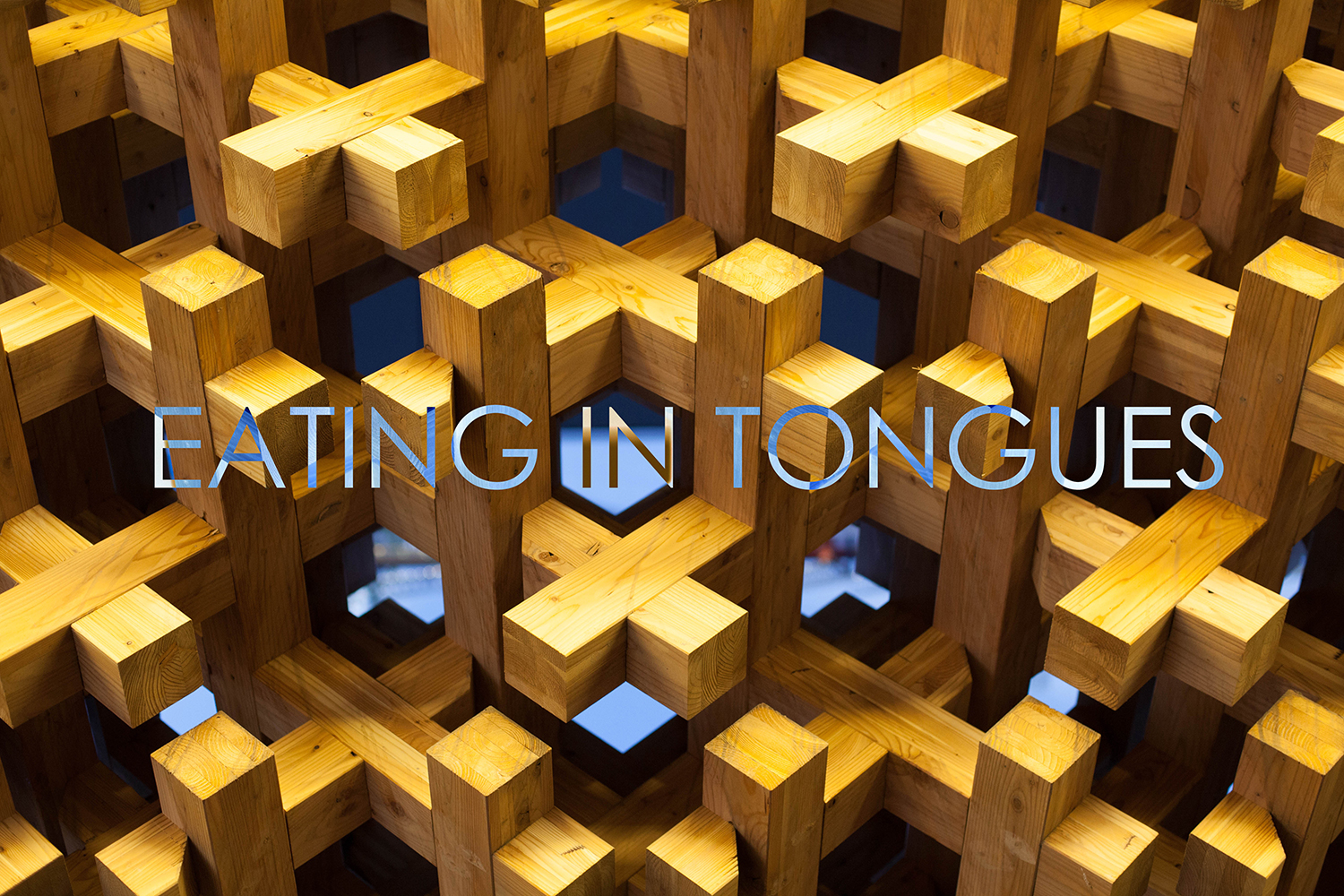 EATING IN TONGUES